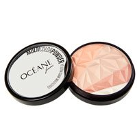 Pó Facial 3 Em 1 Océane Femme Multicolor Powder Ultra Glam  9,5G