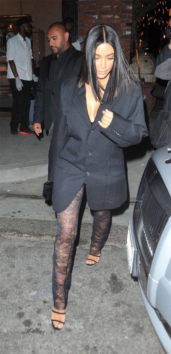Kim Kardashian - 21 de outubro