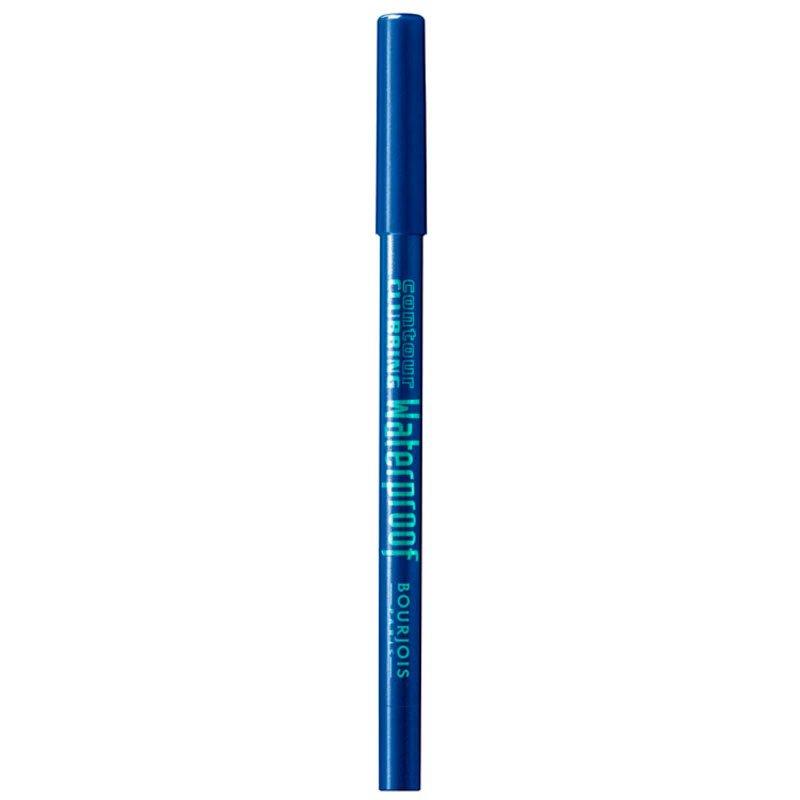 Contour Clubbing Waterproof Bleu Neon - Lápis Delineador Para Olhos