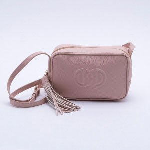 Bolsa Shoulder Bag Rose - M