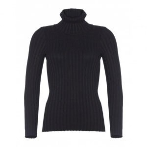 Sueter Rib High Neck