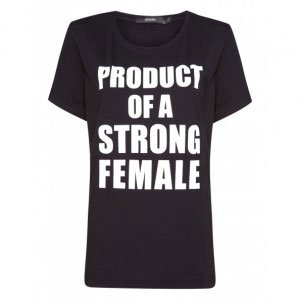 T-Shirt Strong Female