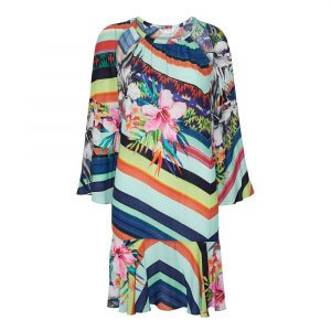 Tunica Visco Soft Tropical - 36