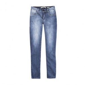Calça Feminina Em Jeans Tipo Jegging