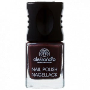 Nail Polish Black Cherry - Esmalte 10Ml