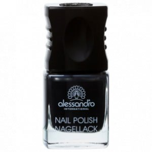 Nail Polish Midnight Black - Esmalte 10Ml