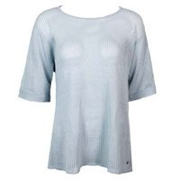 T-Shirt Net Blue