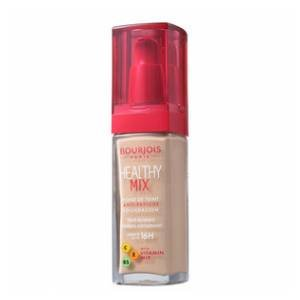 Base Líquida Bourjois Healthy Mix Anti-Fatigue 53 Light Beige 30Ml