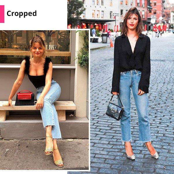 O Jeans para Cada Tipo de Corpo