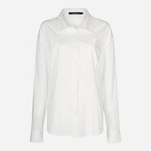 Camisa Algodão Oversized