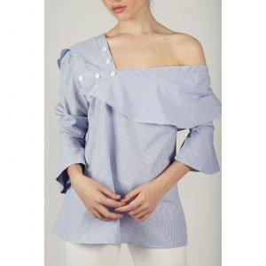 Camisa Suíte Tamanho:  40 - Cor:  Azul