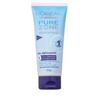 L'oréal Paris Pure Zone Anti-Cravos Gel Esfoliante 100G