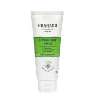 Demaquilante Facial Granado Granaderma Oil-Free 100G