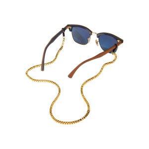 Acessório De Óculos Veneza Dourado Tamanho: U - Cor: Dourado