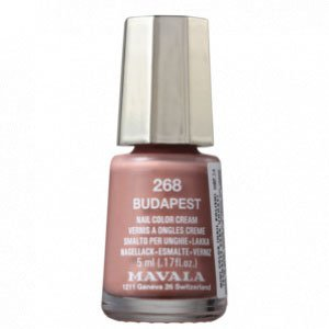 Esmalte Mavala Mini Color Budapest N268 - 5Ml