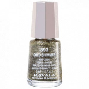 Mini Color Gold Shimmer - Esmalte 5Ml