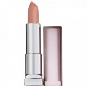 Batom Maybelline Color Sensational Creamy Mattes 4,2G:  Fique Nude 211