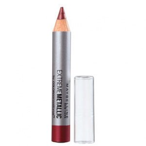 Batom Metálico Maybelline Extreme Metallic By Color Sensational 130 Posso Tudo 1,5G