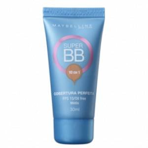 Bb Cream Maybelline Super Bb Cream Médio - 30Ml