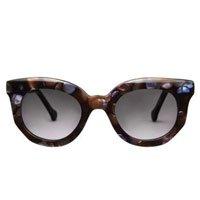 Óculos Ava Madrepérola Tamanho:  U - Cor:  Marrom