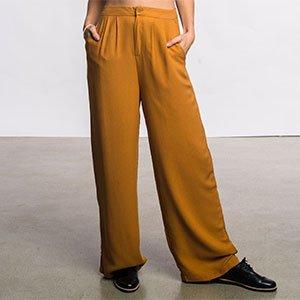 Pantalona Luz Caramelo