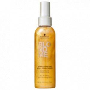 Schwarzkopf Blondme Shine Spray Conditioner All Blondes Leave-In