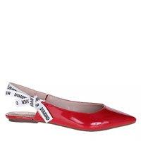 Sapato Chanel Verniz Vermelho
