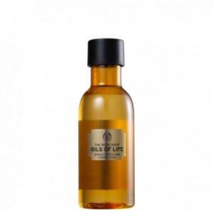 Loção Bifásica The Body Shop Oils Of Life Intensely Revitalising Essence 160Ml