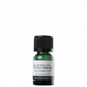Óleo Facial The Body Shop Tea Tree 10Ml