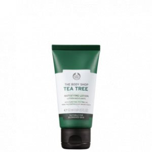 Loção Hidratante The Body Shop Tea Tree Skin Clearing 50Ml