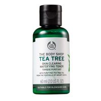 Tônico Facial The Body Shop Tea Tree Skin Clearing 60Ml