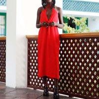 Vestido Anny Red