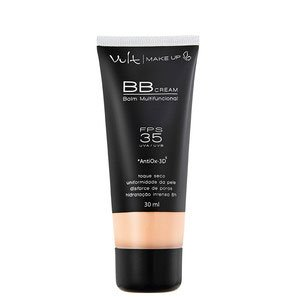 Bb Cream Vult Make Up Balm Multifuncional Fps 35 Marrom 30Ml