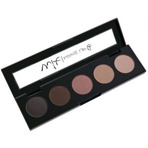 Paleta De Sombras Vult Make Up Quintetos 01 Diva 8,5G
