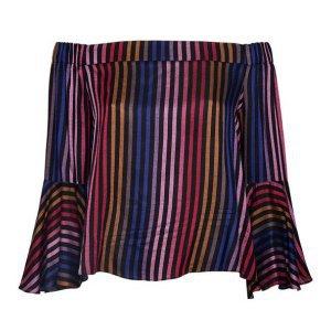 Top Visco Stripes Ombro - 38