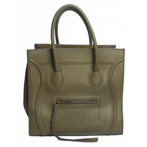 Bolsa Celine Phantom Medium Marrom