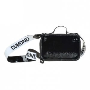Bolsa Shoulder Bag Verniz Preta - M