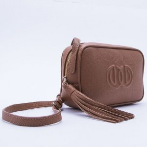 Bolsa Shoulder Bag Caramelo - M