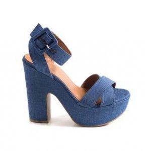 Sandalia Plat Jeans - 35
