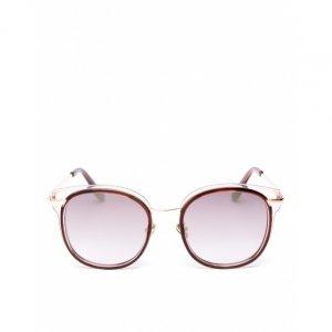 Óculos De Sol Round Oversized