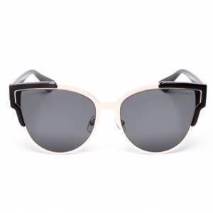 Óculos De Sol D-Frame Mirror