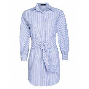 Vestido Chemise Alfaiataria