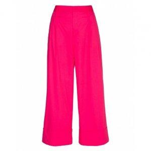 Calça Pantalona Algodão