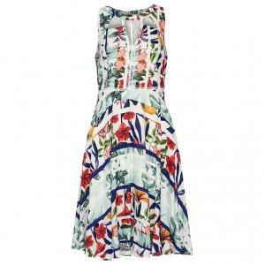 Vestido Curto Recorte Oasis - 44