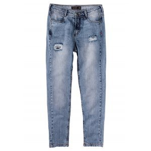 Calça Jeans Na Base Istambul Dzarm