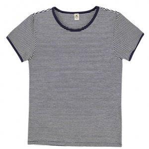 Blusa Básica Feminina Em Fio Tinto E Modelagem Slim