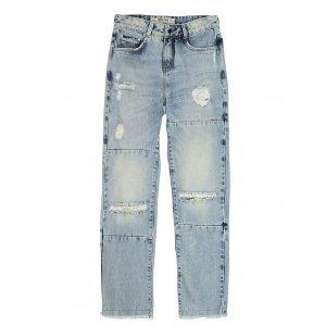 Calça Feminina Jeans Modelagem Boyfriend Eco Edition