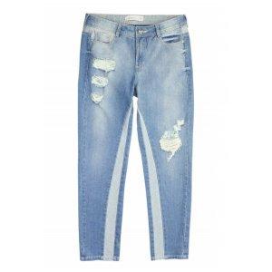 Calça Jeans Na Base Istambul Com Modernos Recortes