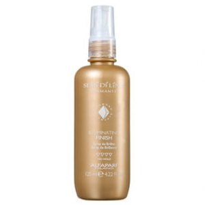 Spray De Brilho Alfaparf Semi Di Lino Diamante Illuminating Finishing 125Ml