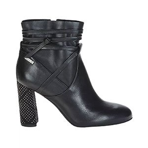 Ankle Boot Hotfix Preta